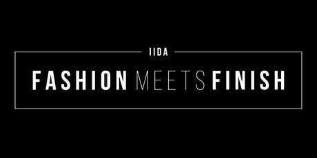 Fashion Meets Finish 2019 | The Art of the In-Between tickets