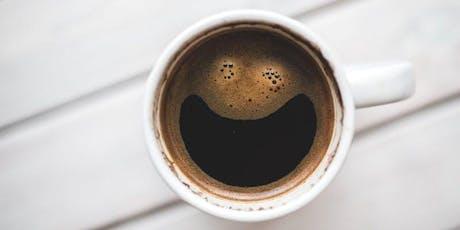 Tech Marketers - June coffee meet-up, Auckland tickets