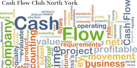 Cash Flow Board Game in North York tickets