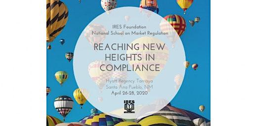IRES Foundation 2020 National School on Market Regulation