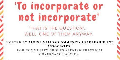 Community energy enterprise skills training - Shepparton