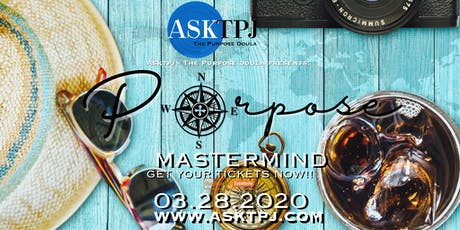 Purpose Mastermind Coaching Event tickets