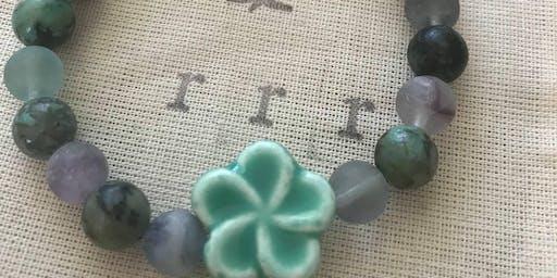 Aromatherapy Diffuser Bracelet Make n Take
