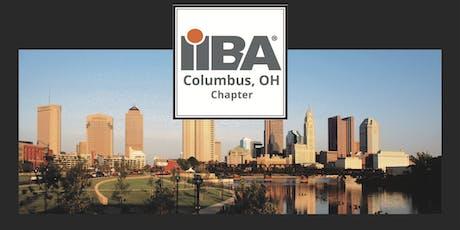 IIBA Columbus Sept 2019 Chapter Meeting tickets