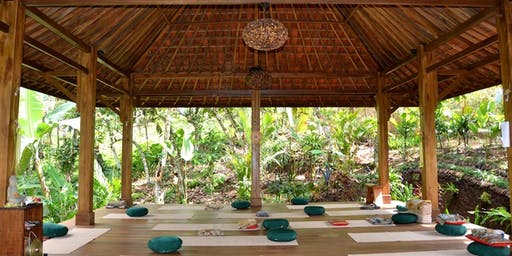 Reiki and Yoga Retreat Bali