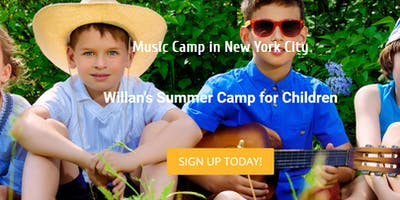 Upcoming Summer Camp | Songwriting & Singing Summe