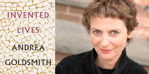 Neighbourhood Book Club: 'Invented Lives' with Andrea Goldsmith