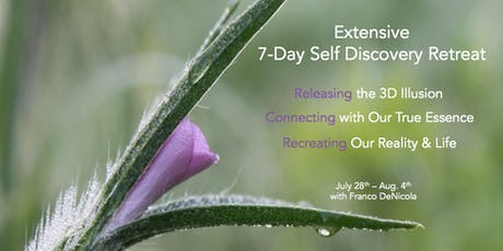 Extensive 7 Day Self Discovery Retreat tickets