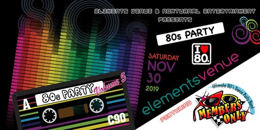 80's Party Volume 5