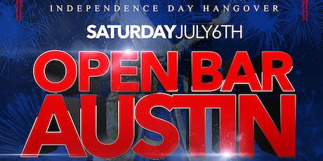 Independence Day Hangover (Open Bar & Crawfish Broil) tickets