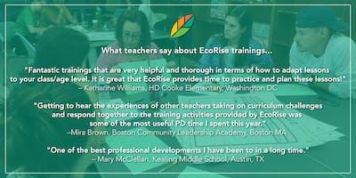 EcoRise: Cultivating Environmental Stewardship and Student Innovation: Austin Edu Conference