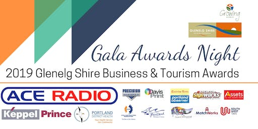 2019 Glenelg Shire Business & Tourism Gala Awards Night