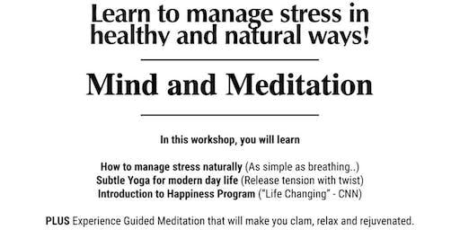 Mind & Meditation