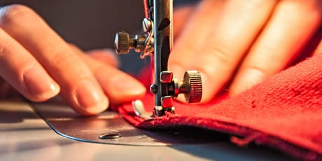 Sewing for Beginners - September to October 2019 tickets
