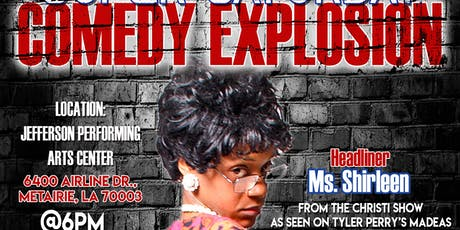 Super Saturday Comedy Explosion tickets