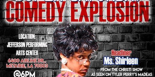 Super Saturday Comedy Explosion