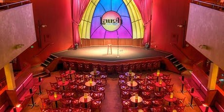 TUESDAY LATE NIGHT STANDUP COMEDY LAUGH FACTORY CHICAGO tickets