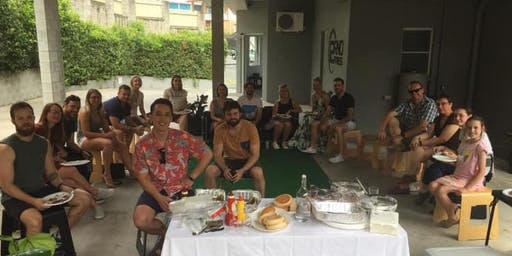 12RND Milton Post-Training Camp Party!