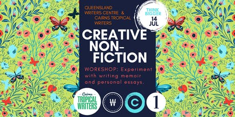 Writing Creative Non-Fiction with Eileen Herbert-Goodall (Cairns) tickets
