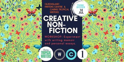 Writing Creative Non-Fiction with Eileen Herbert-Goodall (Cairns)