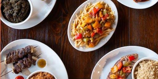 Taste Africa: Pop-Up Brunch buffet