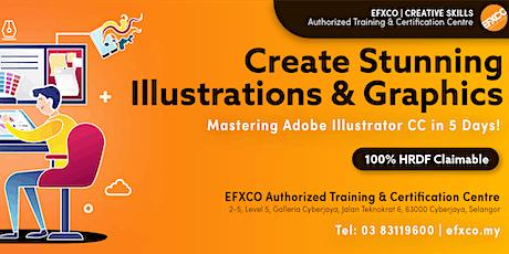 AUTHORISED TRAINING: Mastering Adobe Illustrator CC in 5 days! tickets