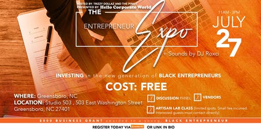 The Entrepreneur Expo