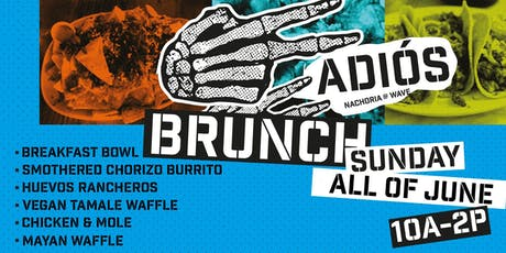 Mexican Brunch tickets