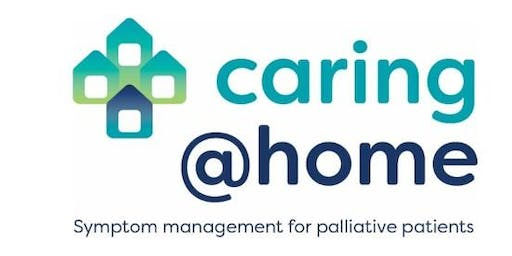 Special Palliative Care Forum July 2019 - Caring at Home Information Session