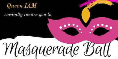 Queen IAM Masquerade Ball