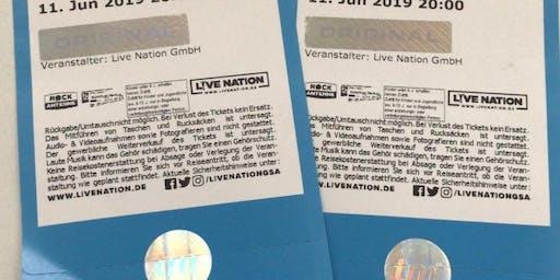 Zwei Bryand Adams Tickets Premium