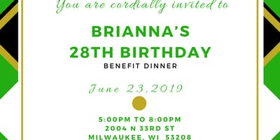 Brianna's 28th Birthday Benefit Dinner