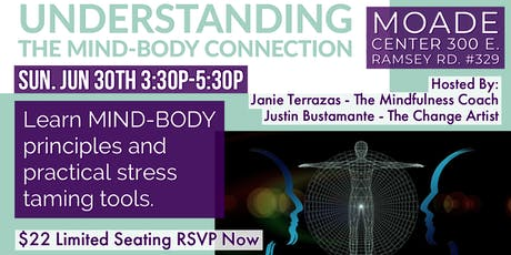 MIND-BODY Wellness - What's the Connection?  tickets