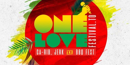 One Love Music Festival Toronto w/ Shabba Ranks, Movado, Sizzla & KES
