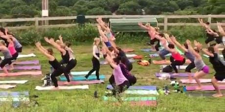 Annual Buck Hill Yoga Fest tickets