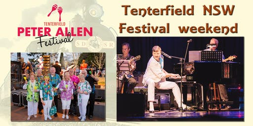 Heritage Train Tour and The Peter Allen Festival, Tenterfield NSW. Warwick - Tenterfield - Warwick