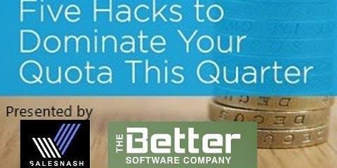 Sales Hack Ottawa  - June, 20