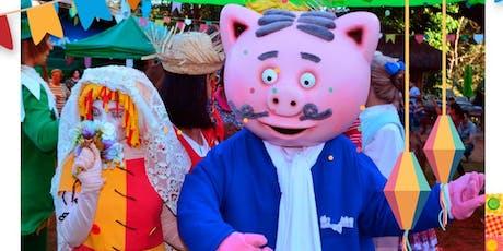 DESCONTO! Dia da Família Junina no Sítio do Picapau Amarelo, em Mairiporã  ingressos