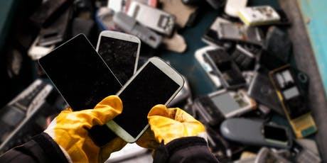E-Waste - Finding a Better Way tickets