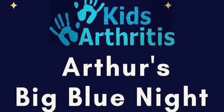 Arthur's Big Blue Night tickets