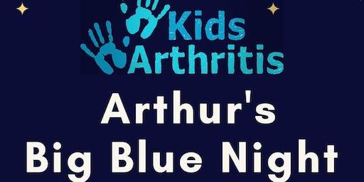 Arthur's Big Blue Night