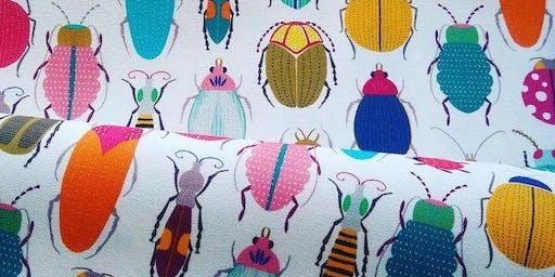 Pattern beetles with Zoe Boyd