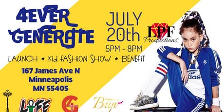 4ever Generate Launch Fashion Show Benefit  tickets