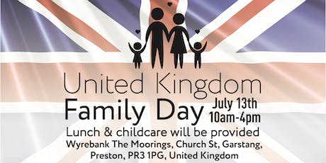 Team Telomere's Family Day, United Kingdom tickets