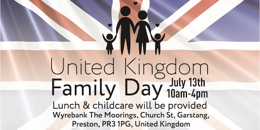 Team Telomere's Family Day, United Kingdom