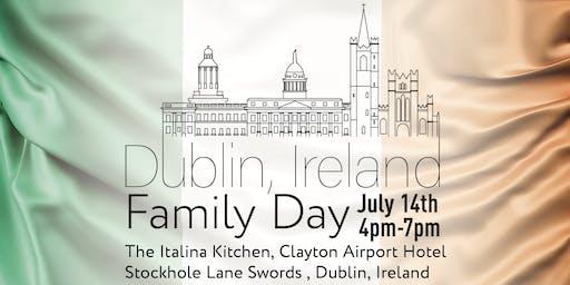 Team Telomere's Family Day, Dublin