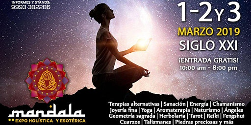 Mandala Expo Holística y Esotérica