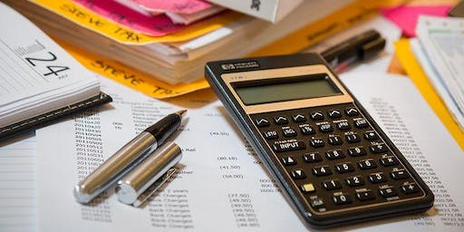 Tax Time 2019 @ Hurstville Library (Please note change of time)