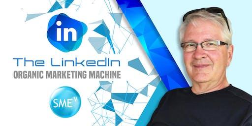 The LinkedIn Organic Marketing Machine