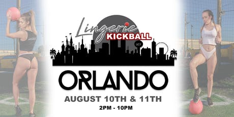 Lingerie Kickball - Orlando Series tickets